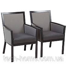 Набор стульев George Home Grace Dining Chairs in Charcoal & Grey