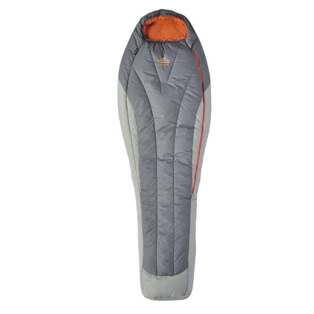Спальний мішок Pinguin Expert 195 BHB Micro Grey Right Zip