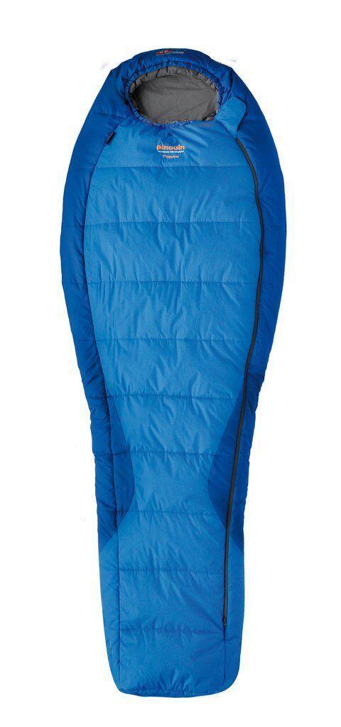 Спальний мішок Pinguin Topas 185 BHB Micro Blue Right Zip
