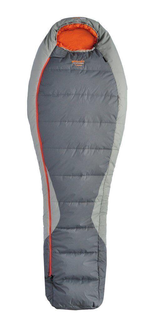 Спальний мішок Pinguin Topas 195 BHB Micro Grey Right Zip