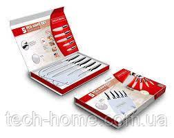 Ножи кухонные набор RoyalTyLine RL-MGS5W