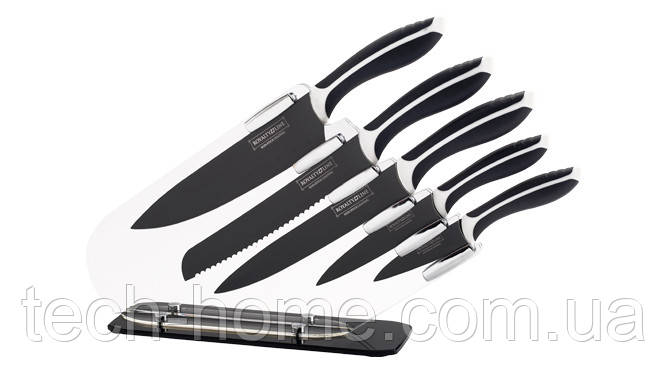 Набор ножей Royalty Line RL-BLK6ST