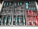 Тележка с инструментами Platinum Tools, Model 2018, 296PCS, фото 5