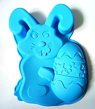 Силиконовая форма для выпекания кролика Hua You B1217