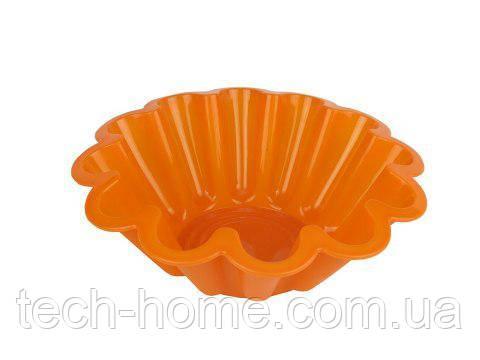 Силиконовая форма для выпекания бабки Hua You B1185