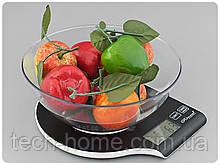 Весы кухонные электронные Ronner TW3010B 5kg