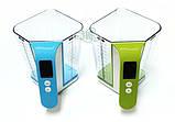Весы кухонные электронные Ronner TW3020G 2kg, фото 6