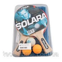 Набор ракеток для настольного тенниса Stiga Solara 100089