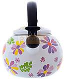 Чайник газовый Rossner Austria TW 4330 2,2 литра, фото 2