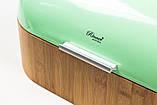 Хлібниця Rossner TW3050G, фото 4