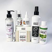 Набор для ухода за руками дома GGA Professional