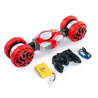Радиоуправляемая машинка Twisted Rollers 2888 Красная