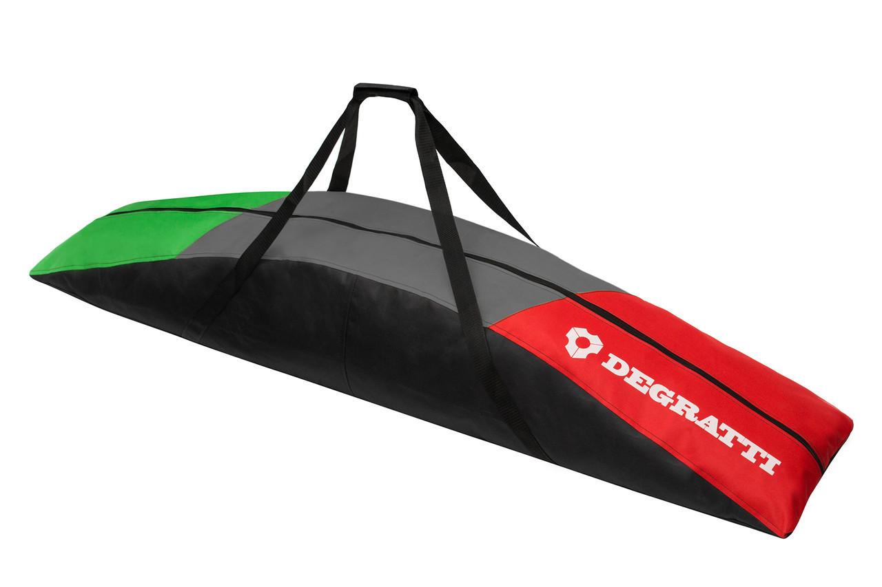 Чохол для сноуборду Degratti Board 170 Green Grey-Red