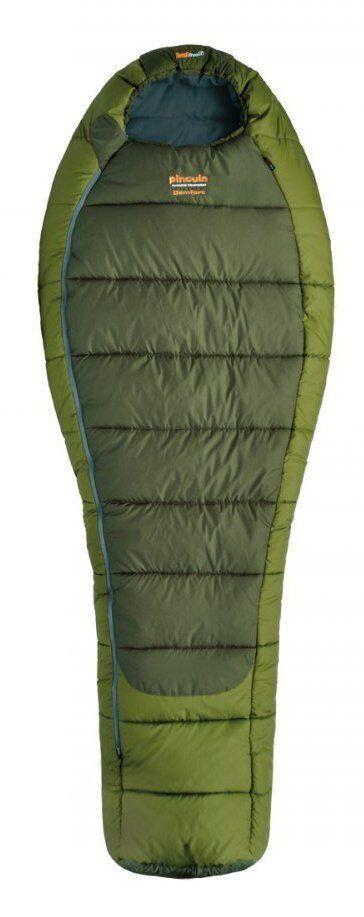 Спальний мішок Pinguin Comfort 195 Green Right Zip