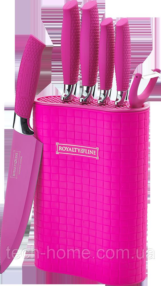 Набор ножей Royalty Line RL-6MSTRO 6pcs