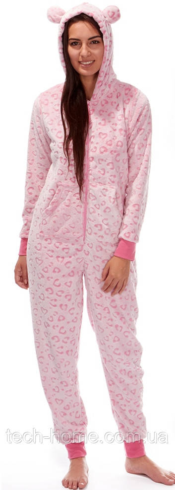 Пижама флисовая Hunkelmoller M