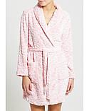 Халат флисовый (розовый) Women'secret S, фото 3