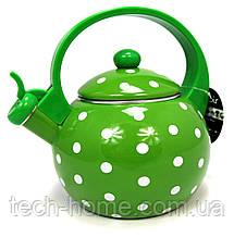Чайник газовий Edel Hoff Swiss EH 5030 2,2 l