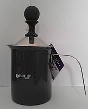 Вспениватель для молока Edel Hoff EH-6906 (grey) 400ml