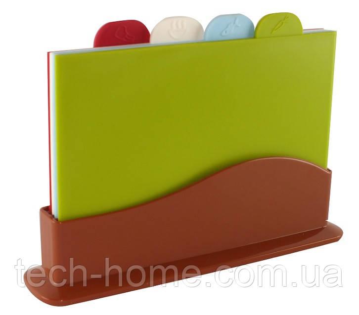 Набор досок для нарезки Home Essentials B1190 5 pcs