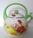 Чайник газовый Ronner B1193 2.2 литра, фото 2