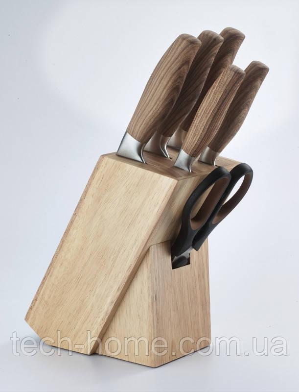 Набор металлических ножей Herenthal HT-MSH06-16005 7pcs