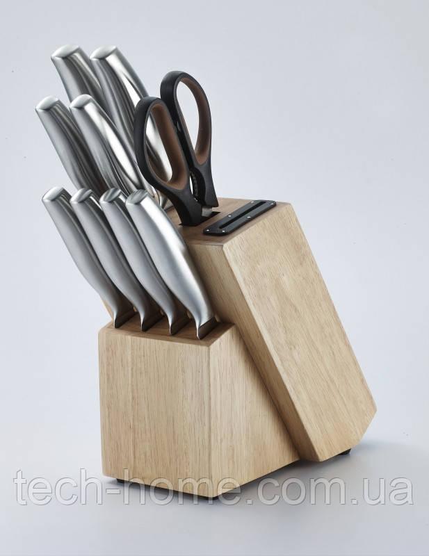 Набор металлических ножей Herenthal HT-MSH06-16011 10pcs