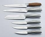 Набор металлических ножей Herenthal HT-MSH06-16011 10pcs, фото 2