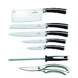 Набор металлических ножей Herenthal HT-MSF3B-16007 10pcs, фото 2