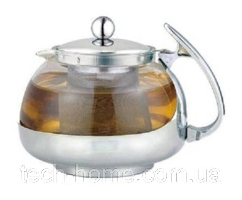 Заварник для чаю Edel Hoff Swiss EH6992 1200 мл
