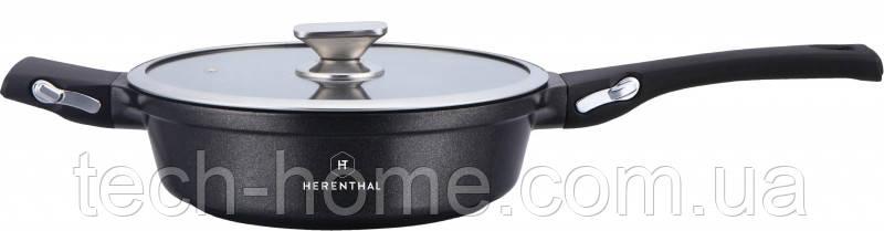 Сковорода со съемной ручкой Herenthal HT-HGDF24 24cm