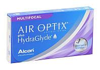 Контактные линзы Air Optix HydraGlyde Multifocal