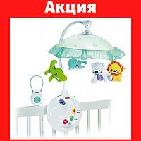 Мобиль с проектором Умный малыш 7180 Музыкальный мобиль Детский мобиль