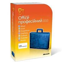 Microsoft Office 2010 Pro 32/64Bit Ukrainian PC Attach Key (269-14861)