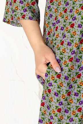 Женское летнее платье 1287-13, фото 3