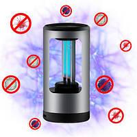 Кварцевая лампа Без Озона-с Озоном, бактерицидная  дезинфекция на 360° Без озона