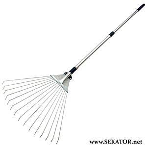 Регульовані граблі для газонів Spear & Jackson EXPRAKE (Великобританія)