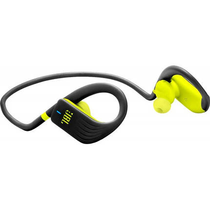 Наушники JBL Endurance Jump Black/Yellow (JBLENDURJUMPBNL), фото 2