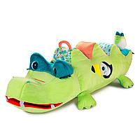 Большая развивающая игрушка Lilliputiens крокодил Анатоль (83103)
