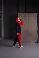 Женский спортивный костюм Spark Inside S Сине-красный (000061)