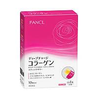 FANCL Коллаген желе (Deep Charge Collagen ) Упаковка: 10 шт на 10 дней