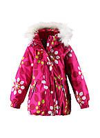 Зимняя куртка для девочек ReimaTec Zaniah 521361 -  4623. Размеры 104 - 128., фото 1