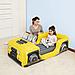 """Велюр кровать детская BW 67714 """"Джип"""" надувная, 160х84х58 см, рем.запл., от 3-х лет, фото 3"""