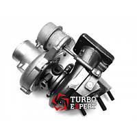 Турбина Rover 75 1.8 Turbo 159 HP 765472-5001S, 765472-0001, MG 1.8, PMF000090, 2007+