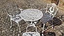 Садовый Стол из вулканического камня LICATA. Италия., фото 3