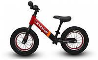 """Детский толокар красный беговел велосипед Maraton Pacific 12"""""""