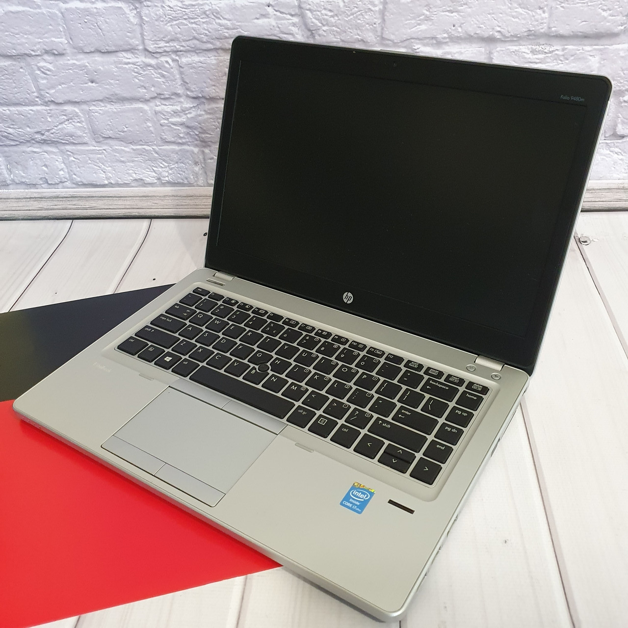 Ноутбук HP Folio 9480m 14( Intel Core i7- 4600m/4x3.30GHz/8Gb DDR3/SSD 240Gb/HD 4400)