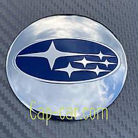 Наклейки для дисків з емблемою Subaru. ( Субару ) Ціна вказана за комплект з 4-х штук