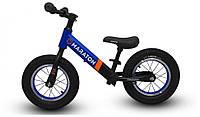 "Толокар беговел синий велосипед Maraton Pacific 12"""