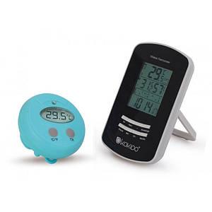 Термометр цифровий Kokido K617CS дистанційний